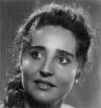 Цилина тётя Дора Гросман. Одна из 32-х родных, заживо погребённых гитлеровцами в Виннице.