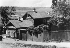 Дом Тсиолковского