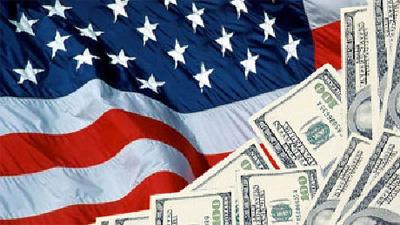 Падение экономики США